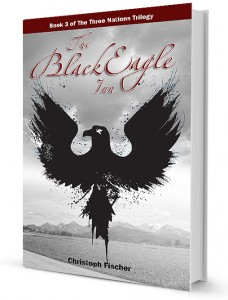 black eagle inn - book cover