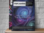 Eisght martinis Remote Viewing magazine