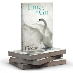 Time to let go - marketing image design
