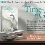 Time to let go - promotional advert design