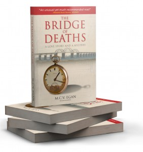 Bridge of Deaths - Book cover design project