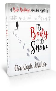 body in the snow book cover design