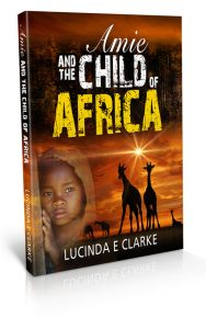 child of africa book cover design