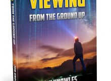 remote viewing from the ground up - book cover design